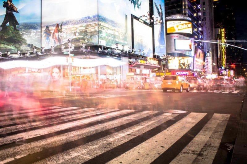 Photographie de New-York
