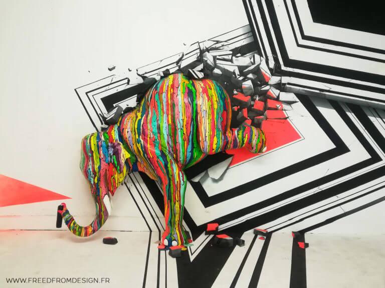 Zoo Art Show : l'exposition street art à Lyon