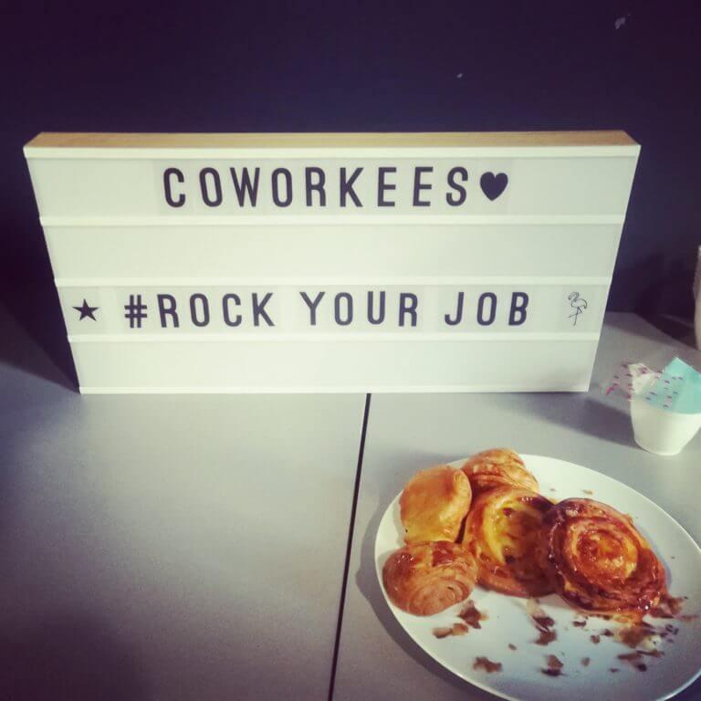 Rendez-vous au café freelance organisé par Corworkees à Annecy (09/2018)