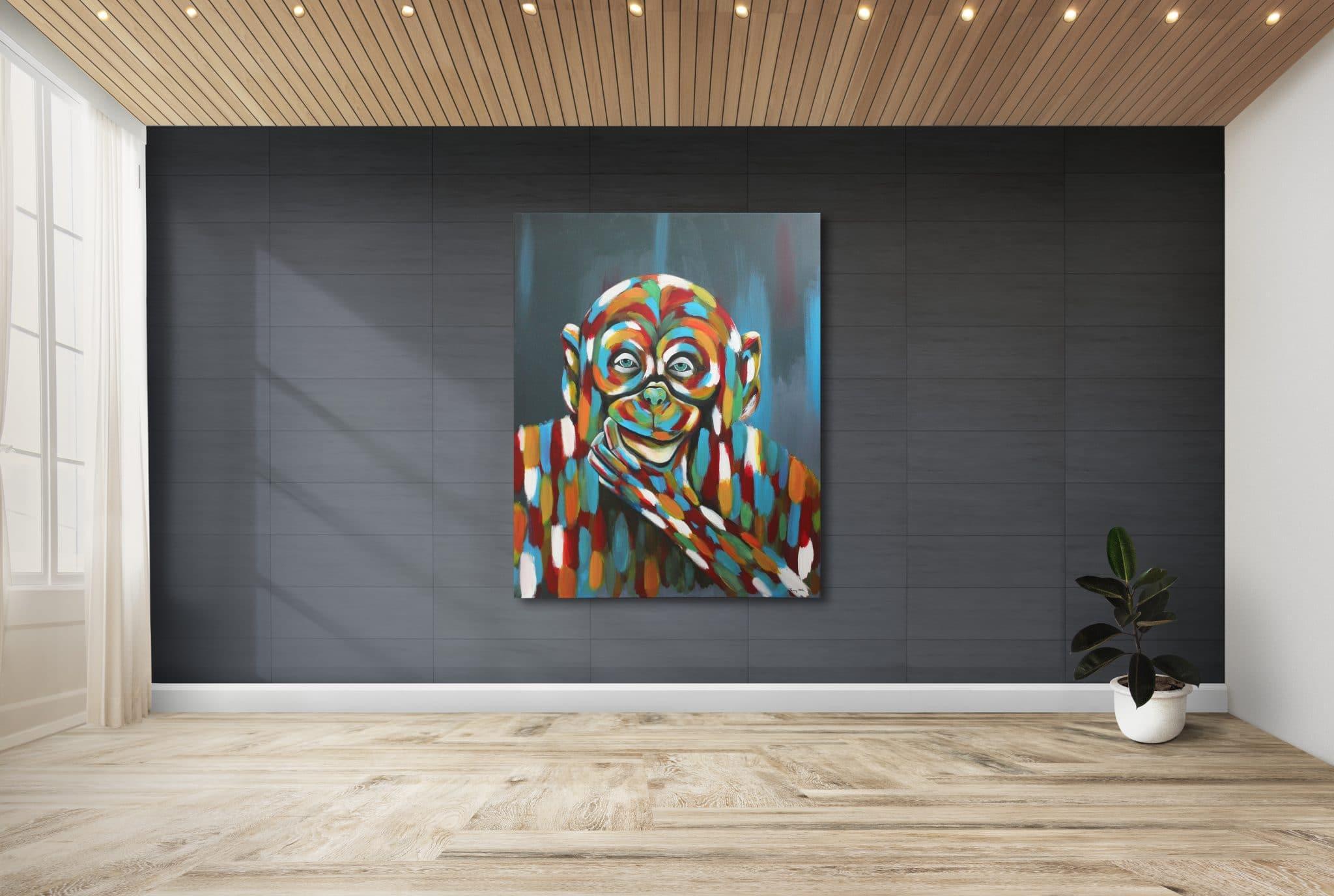 Exposition peinture galerie virtuelle Fanny Koch