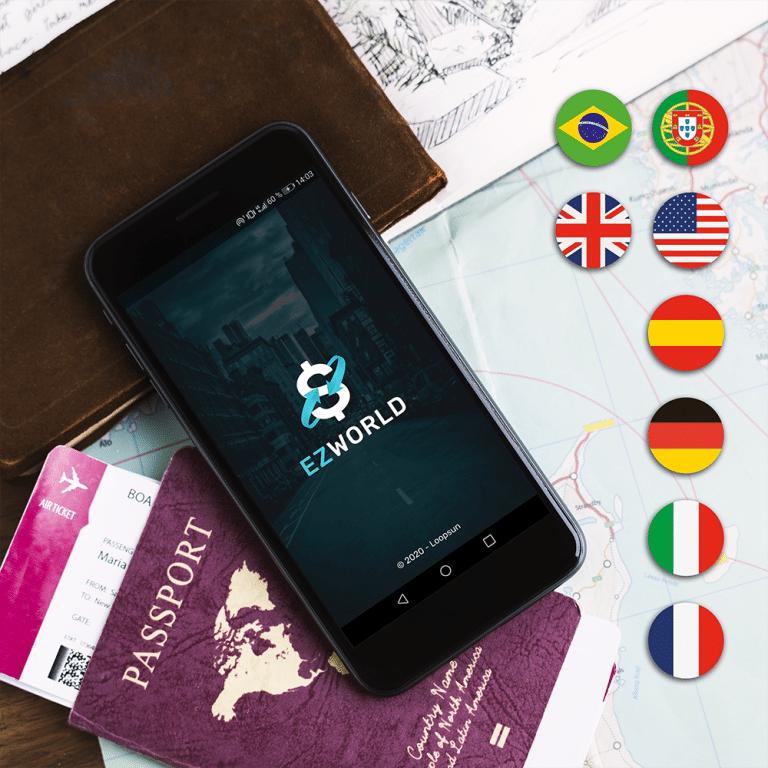 EZWorld notre appli de conversion de monnaies
