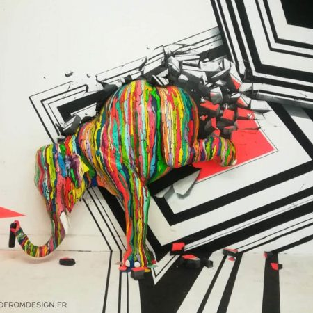Zoo Art show Lyon 2018