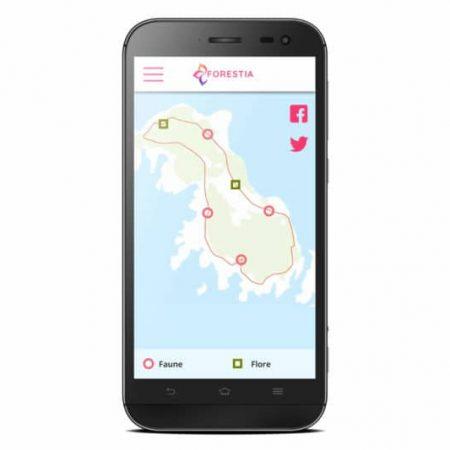 Maquette Application mobile UX UI Design