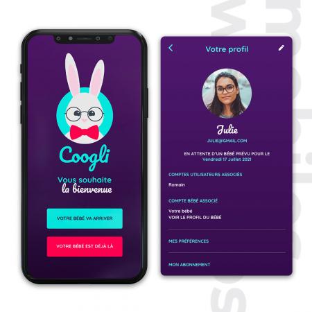 Coogli-application